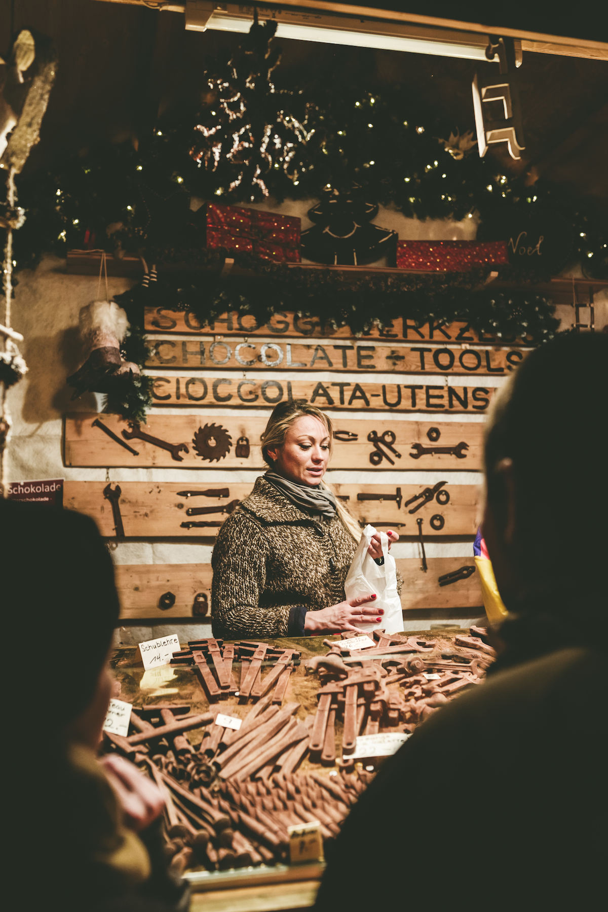 Nomadic June Journal Christmas Market in Montreux